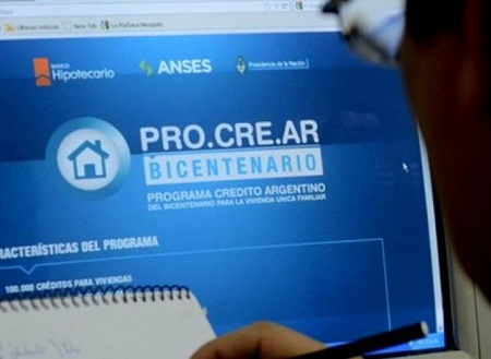 Procrear abri nueva inscripci n para soluci n casa propia for Anotarse en procrear